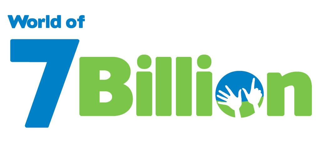 World of 7 Billion logo