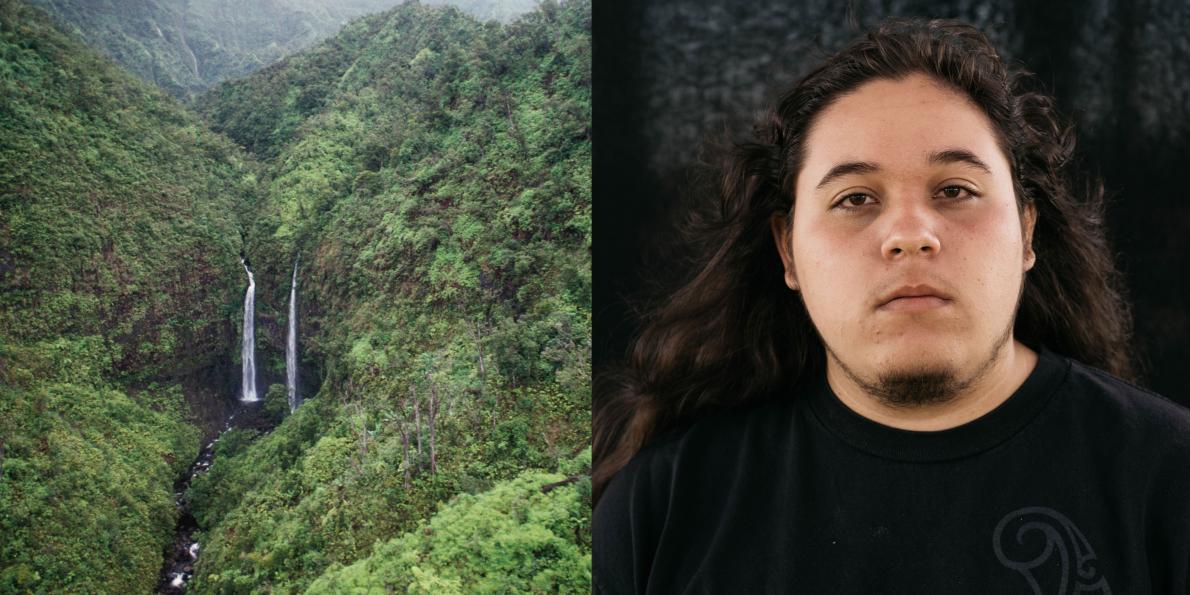 Journey Zephier, Kauai