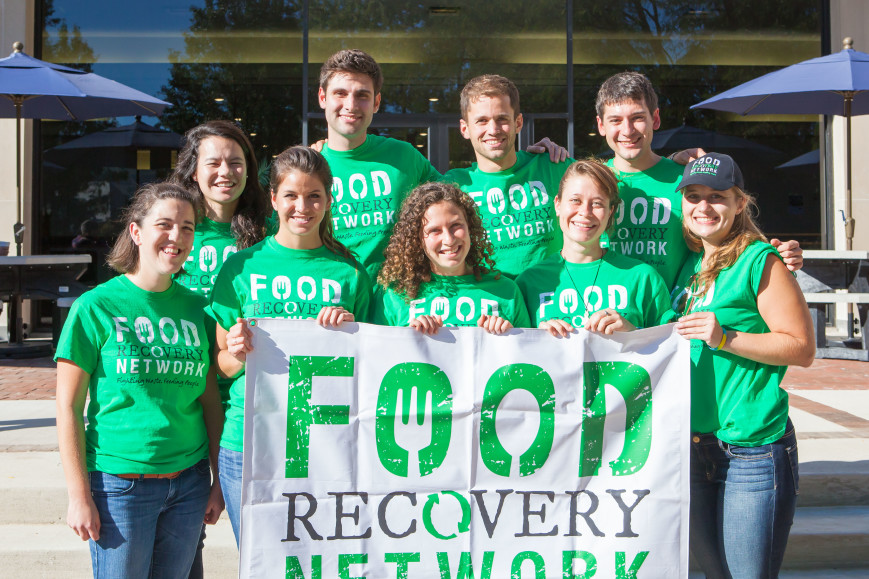 food recovery network team