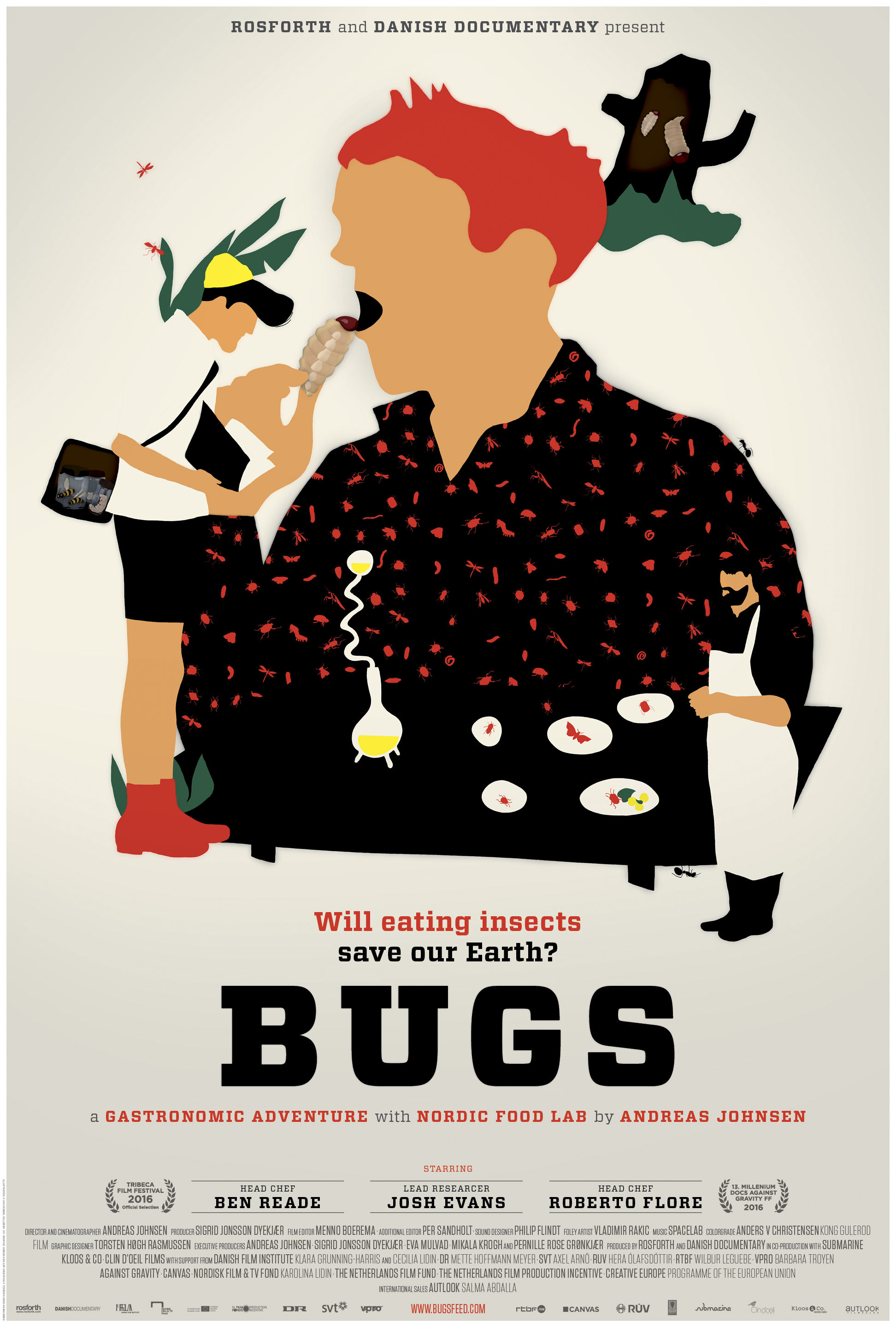 BUGS Documentary Poster