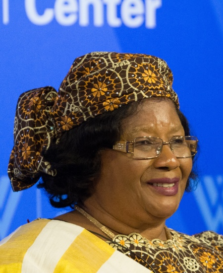 Dr. Joyce Banda
