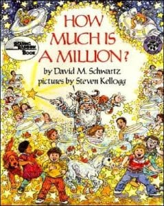 Cover of book How Much is a Million?
