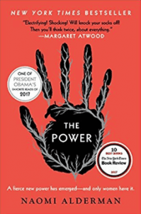Book cover, The Power