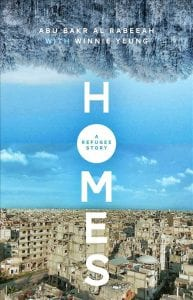 Homes: A Refuge Story by Abu Bakr Al Rabeeah - book cover