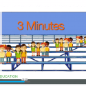 """Screenshot of video lesson plan """"Stage Stepping"""" demonstrating family size and generational population growth"""