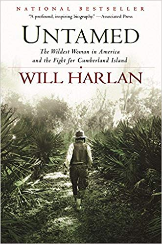 Untamed: The Wildest Woman in America and the Fight for Cumberland Island by Will Harlan - book cover