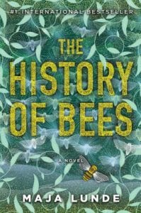 The History of Bees: A Novel by Maja Lunde