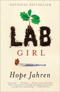 Lab Girl by Hope Jahren - book cover