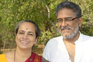 Mary Vattamattam and Bablu Ganguly