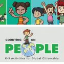 Counting on People is an online lesson plan library for elementary teachers on environmental stewardship and global citizenship