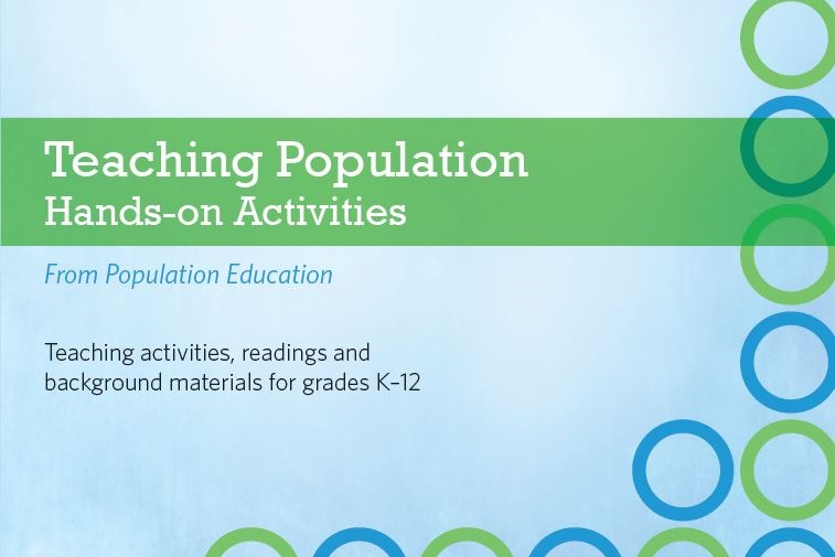Teaching Population is an online lesson plan library for K-12 teachers on population, sustainability and global studies
