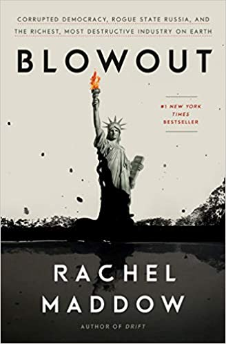 Blowout by Rachel Maddow front cover