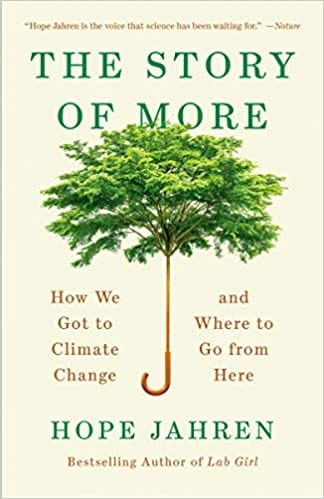 The Story of More by Hope Jahren front cover