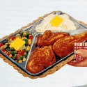 Frozen TV dinners were a popular food trend in the U.S. in the mid-1900s