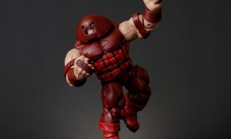 Marvel supervillain Juggernaut action figure